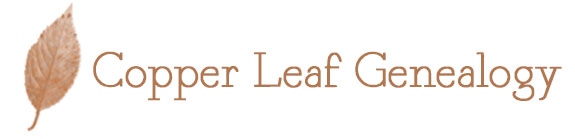 Copper Leaf Genealogy